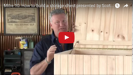 Video: How to build a storage chest