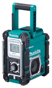 MAKITA 18V RADIO JOB SITE LI-LON BLUETOOTH DMR106