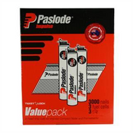 NAILS IMPULSE JDN 75MMX3.06X3000 GAS VALUE PACK PASLODE