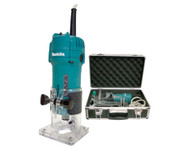 Laminate trimmer 1/4 530w 3709x makita