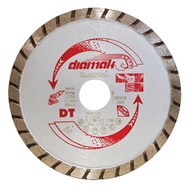 Blade diamond diamak turbo rim 125mm b-16209 makita