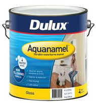 Dulux aquanamel high gloss extra bright