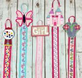 Wooden Bow Hanger