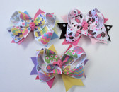 E. Large Tag Bow