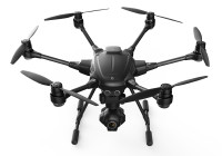 Yuneec Typhoon H Pro w/ Intel® RealSense™ Technology w/ST16, CGO3+, 2 Batteries, Soft Backpack, Wizard