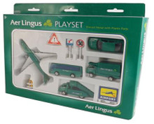 Premier Planes Aer Lingus Airport Playset