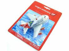 Premier Planes Virgin Fun Plane With Light & Sound