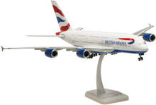 Hogan British Airways Airbus A380 1/200