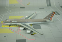 Phoenix Asiana Airlines Boeing 747-400 (HL7421) 1/400