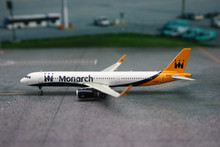 Phoenix Monarch Airbus A321 'Sharklets' 1/400