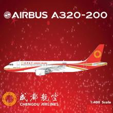 Phoenix Chengdu Airlines Airbus A320 1/400