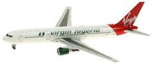 Inflight500 Virgin Nigeria Boeing 767-300  1/500