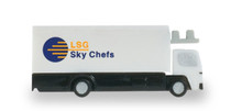 Herpa Airport Accessories: Catering vehicles (2pcs) 1/400