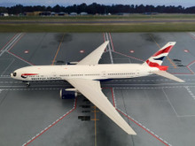 Eagle British Airways Boeing 777-200ER 'Panda' 1/200