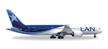 Herpa LAN Airlines Boeing 787-9 Dreamliner 1/500