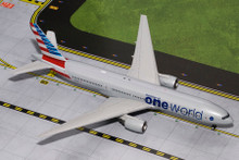 GeminiJets American Airlines Boeing 777-200ER 'OneWorld' 1/200