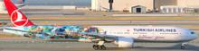 JC Wings Turkish Airlines Boeing 777-300ER 'San Francisco' 1/400