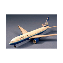 Aero500 United Boeing 777-200 1/500