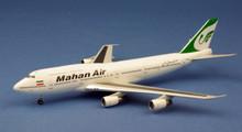 WittyWings Mahan Air Boeing 747-300 1/400