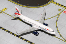 GeminiJets British Airways Airbus A320 'Sharklets' 1/400 GJBAW1410