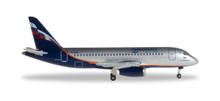 Herpa Aeroflot Sukhoi Superjet 100 1/500