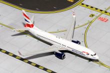GeminiJets British Airways Boeing 737-800 1/400 GJBAW1335