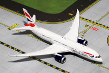 GeminiJets British Airways Boeing 787-8 Dreamliner 1/400 GJBAW1505