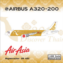Phoenix Air Asia Airbus A320 '2015 Discover Thainess' 1/400