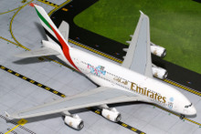 GeminiJets Emirates Airbus A380-800 'England World Cup' 1/200 G2UAE565