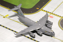 GeminiJets USAF Boeing C-17 Globemaster III 'Dover AFB' 1/400