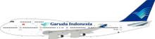 JFOX Garuda Indonesia Boeing 747-441 1/200
