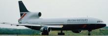 JFOX British Airtours L-1011 1/200