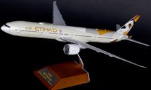 JC Wings Etihad Boeing 777-300ER 'New Colours' 1/200