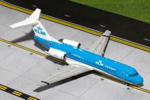 GeminiJets KLM Cityhopper Fokker F-70 1/200 G2KLM564