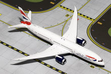 GeminiJets British Airways Boeing 787-9 Dreamliner 1/400 GJBAW1506