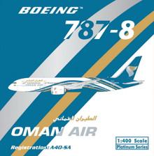 Phoenix Oman Air Boeing 787-8 Dreamliner 1/400