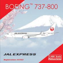 Phoenix JAL Express Japan Airlines Boeing 737-800 1/400
