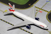 GeminiJets British Airways Boeing 777-200ER 1/400 GJBAW1416