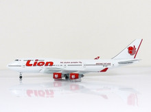 Sky500 Lion Air Boeing 747-400 1/500