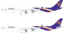 Eagle Thai Airways Airbus A340-500 'King Logo' 1/200