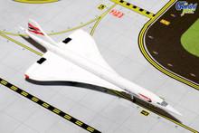 GeminiJets British Airways Concorde G-BOAC 'Manchester Airport' 1/400 GJBAW1539