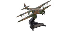 Oxford Royal Air Force DH Dragon Rapide RAF Air Ambulance 1/72