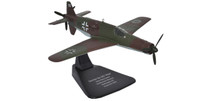 Oxford Luftwaffe Dornier Do 335 Pfeil Smithsonian Museum (without Swastika) 1/72