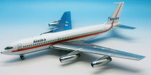 Inflight200 Alaska Airlines Boeing 720 with stand 1/200