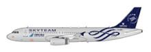 JC Wings China Southern Airbus A320 'Skyteam' B-1697 1/400