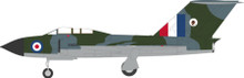 Aviation 72 Gloster Javelin FAW 4 XA634 EX-LEEMING JET AGE Museum 1/72