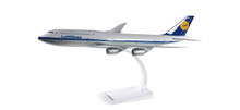 "Herpa Snap Fit Lufthansa Boeing 747-8 Intercontinental ""Retro"" 1/250"