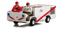 Herpa US NAVY Fire-Fighting Team & Fire Engine 1/72