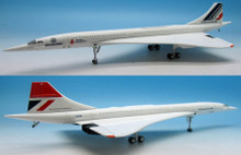 JFOX France British Airways Concorde F-WTSB 1/200