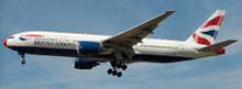 JC Wings British Airways Boeing 777-200ER G-YMME  'Red Nose'  1/400